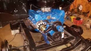 1966 Ford F350 Dump Truck, #11 (Ford FE 390 and Gearbox Rebuild )