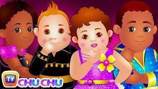 Fünf Kleine Finger | Körperteile-Lied | Beliebte Action Songs & Nursery Rhymes von ChuChu-TV