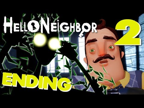 Hello Neighbor (Full Game) - FULL ACT 3 + ENDING, Manly Let's Play [ 2 ]