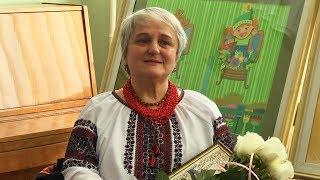Поетеса з Коломийщини отримала медаль «За заслуги перед Прикарпаттям»