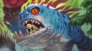 Hearthstone: Quest Shaman - The Murloc President (Standard)