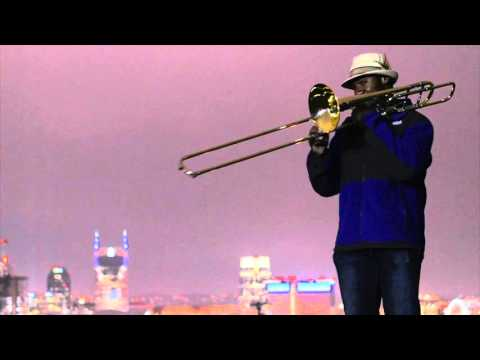 Love Yourself - Justin Bieber - G-Slide Trombone Cover
