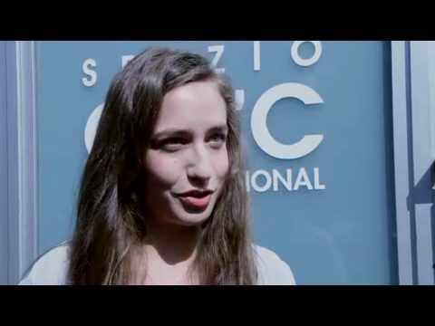 Lizzy Jagger Interview - C'N'C CoSTUME NATIONAL  - Milano Loves Fashion 2010