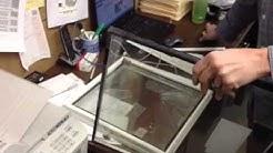Foggy windows How to clean fix repair measure or order window glass Hartford CT