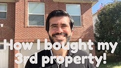 How I bought my 3rd Property!  - Time to House Hack and live for free!