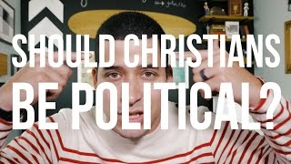 4 Things Christians Forget About Politics