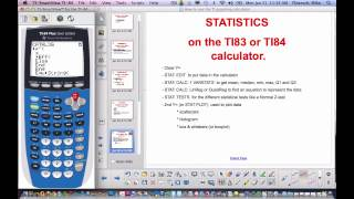 How to use Texas Instruments TI-84 Plus Graphing Calculator