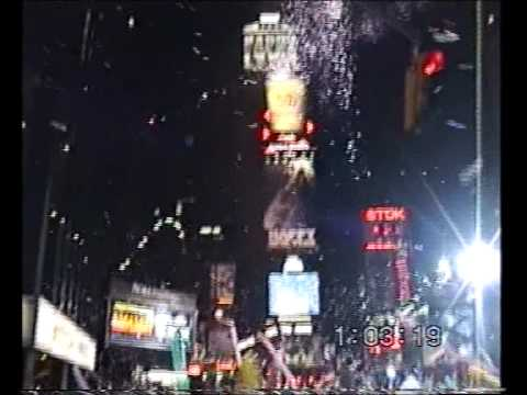 New Years Eve Ball Drop Video