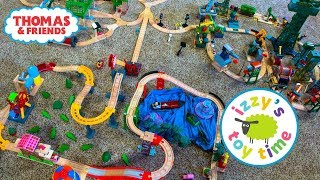 Thomas and Friends | 3 IN 1 SCENES CHALLENGE! Fun Toy Trains for Kids | Videos for Children