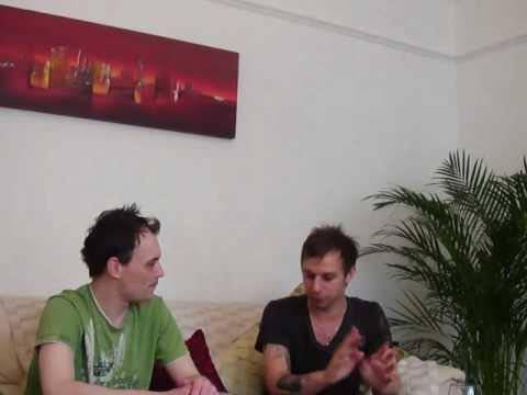 Scott Attrill meets Jon Brown 'Interview' - PART 2