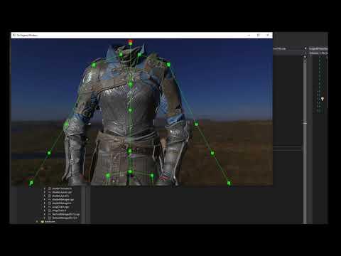 DirectX 12 Engine: Skinning