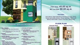 Felicity Model House For Sale - Affordable Rent To Own House And Lot In Cavite Real Estate