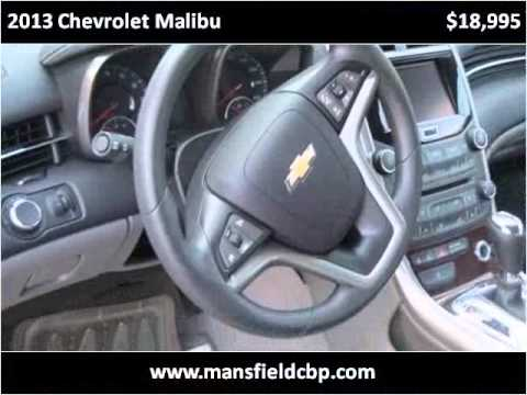 2013 Chevrolet Malibu Used Cars Russellville Ky Youtube