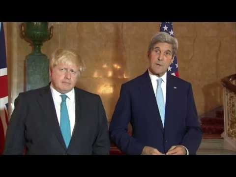 Joint Statement from Secretary Kerry and U.K. Foreign Secretary Johnson
