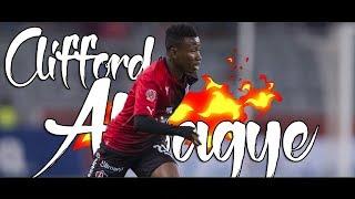 ● Clifford Aboagye ● Atlas FC ●  Goles, Asistencias y Jugadas ● Liga MX ● 2017/18 ●