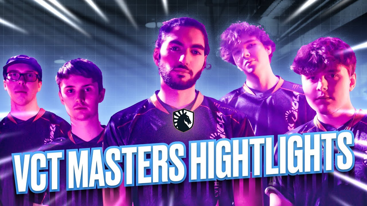 OUR RUN WITH TEAM LIQUID DURING THE VCT MASTERS | ScreaM