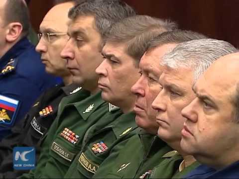 Russian nukes ready for threats: Shoigu