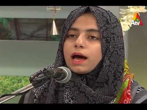 Zarray Uss Khaak K Taabinda Sitaray Hon Gey _ Classical - Beautiful voice of Alina Noor