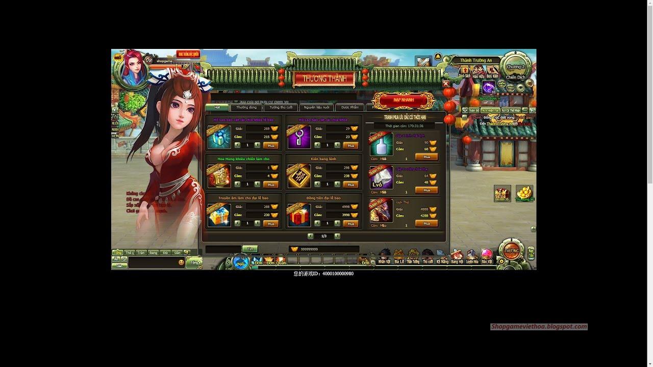 WebGame Đại Tam Quốc Offline Việt Hoá Free Download