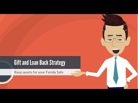Gift and Loan Back Strategy