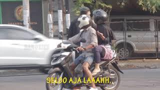 Udah Salah Ngotot , JOKER ATUR LALU LINTAS SAMPEK DIMAKI PENGENDARA - Social Experiment (PART 3)