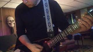 Exodus-As It Was, As It Soon Shall Be (guitar cover)