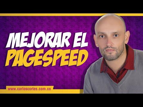 Aumentar o incrementar el PageSpeed o velocidad de carga de un website ⚡