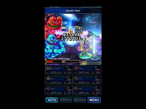 FFBE: Great Explosion Festival, Budget Clear, All Missions