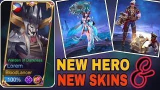 Mobile legends new hero | Mobile legends New skins | New Martis Skin Lucky box event Mobile legends