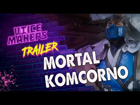 PARÓDIA MORTAL KOMBAT 11 (VOICE MAKERS) thumbnail