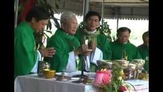 Video | Giáo hạt Bảo Nham cầu nguyện cho Giáo điểm Con Cuông Video 03 | Giao hat Bao Nham cau nguyen cho Giao diem Con Cuong Video 03