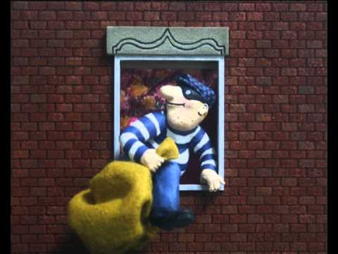 Burglar Bill Animationavi  YouTube