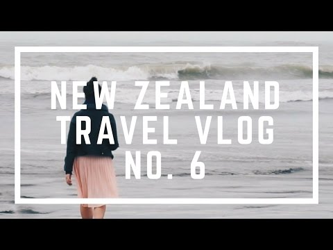 Swept Out To Sea || NZ Travel Vlog #6