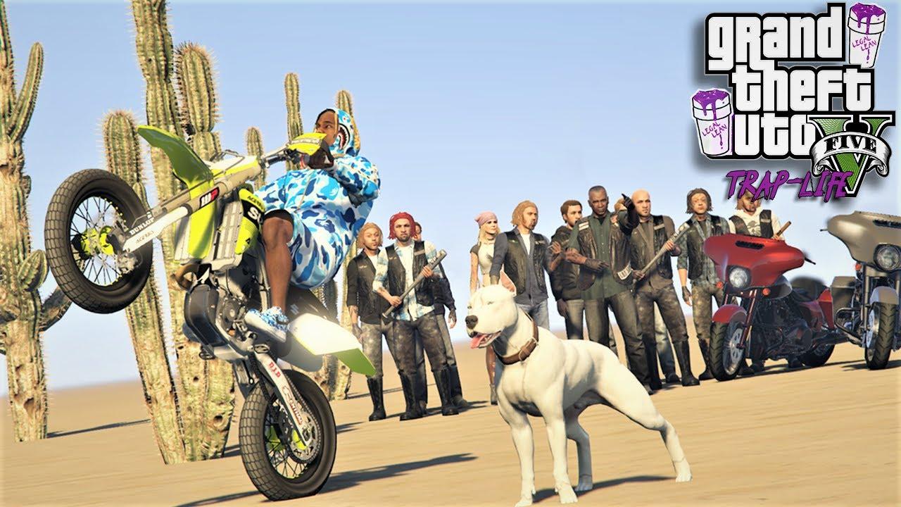GTA5 REAL LIFE MOD | PARTY EN CONCIERTO & PIERDO PITBULL EPICO