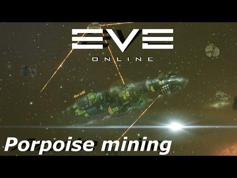 EVE Online - Porpoise Mining