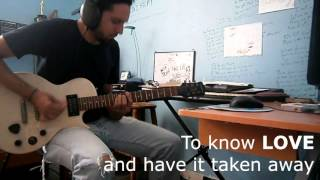 The Driveway (Miley Cyrus) Guitar Cover by Oscar Tenorio