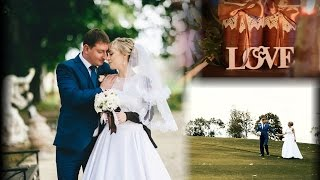 Восхитительный свадебный ролик под русскую музыку