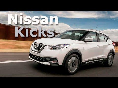 Nissan Kicks 2017 - la nueva opción en SUVs pequeñas   Autocosmos