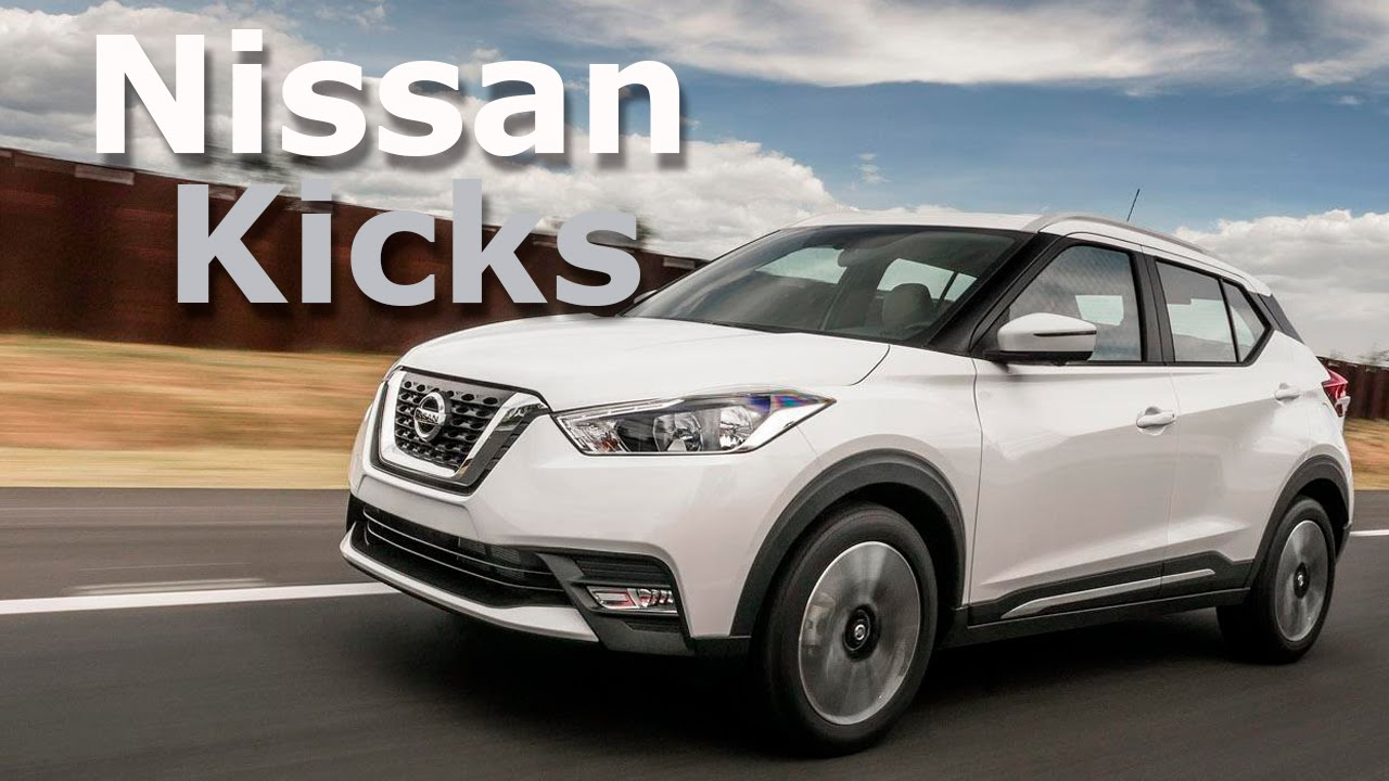nissan kicks 2017 la nueva opci n en suvs peque as. Black Bedroom Furniture Sets. Home Design Ideas