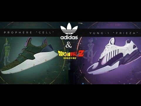 new product fb8da 0c89a ADIDAS LANZARÁ TENIS DE DRAGON BALL