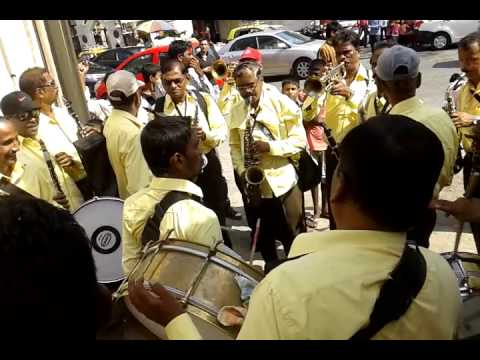 Pragati Brass Band, Worli