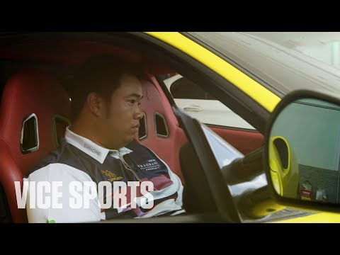 Thirty Pairs of Yeezys and a Ferrari: Meet the Asian John Daly