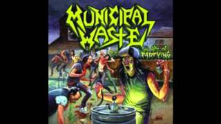 Municipal Waste - A.D.D. (Attention Deficit Destroyer)