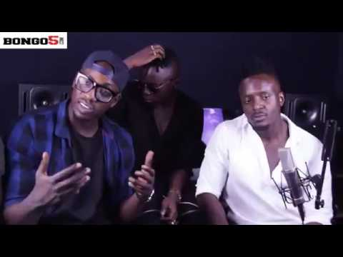 Sauti Sol Speaking about Tanzanian Govt Restrictions on Kenyan artists   YouTube