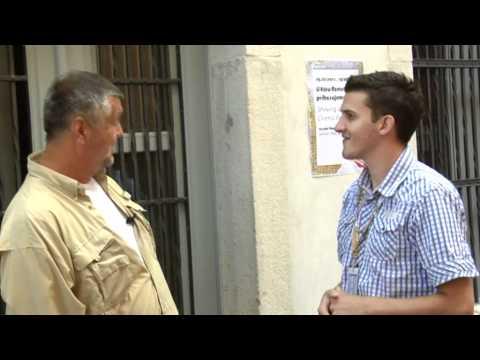 Kino Remetinec - intervju Rajko Grlić/ MFF 2011.
