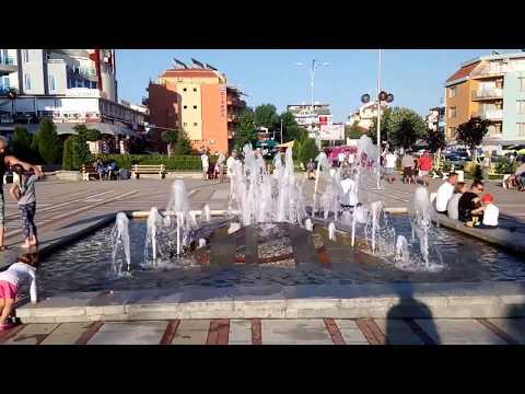 Náměstí Primorsko Bulgaria - Приморско България