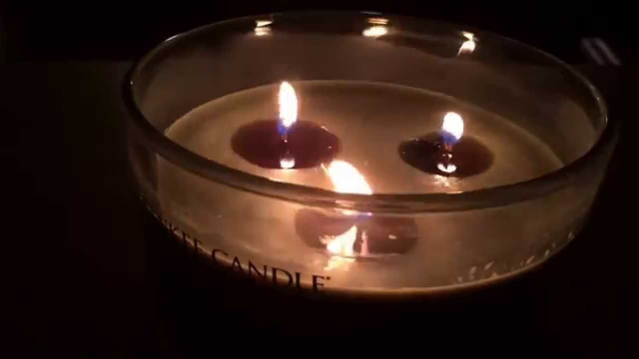 Reuse Candle Wax