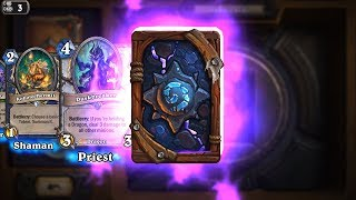 Unstable Evolution + Duskbreaker - Kobolds and Catacombs Hearthstone epic and rare card pack opening