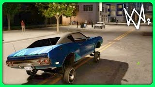 WATCH DOGS 2 - MY THOUGHTS ON DRIVING (Watch Dogs 2 Driving Gameplay)