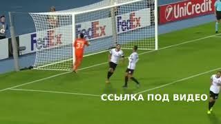 аУСТРИЯ - МИЛАН 1 - 5  ЛИГА ЕВРОПЫ 2017  AUS vs ACM 1-5 - Highlights & Goals - 14 September 2017